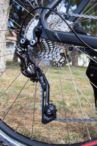 Cambio Shimano Deore sulle bici a noleggio