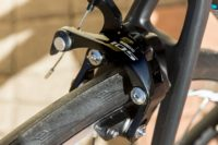 Shimano 105 brakes arc - Cube Road Bikes for rental