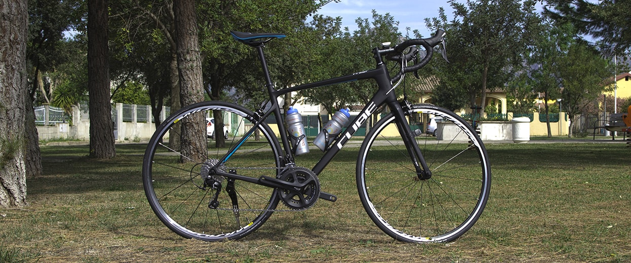 Cube road bikes attain pro