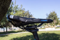 Cube light and comfortable saddle