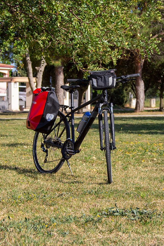 Trekking sport bikes cube 2019 for hire