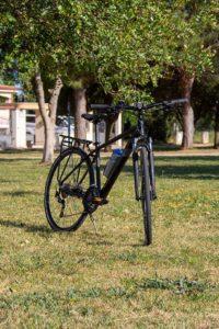 CUBE bike frame: Aluminium Superlite Trekking Cross Double Butted