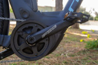 CUBE Innovative bottom bracket for electric bikes