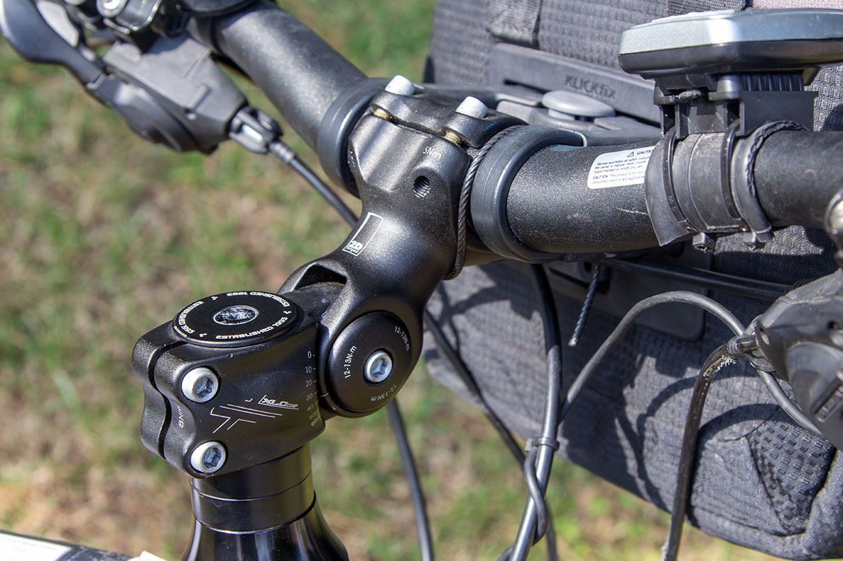 articulated bicycle pipe